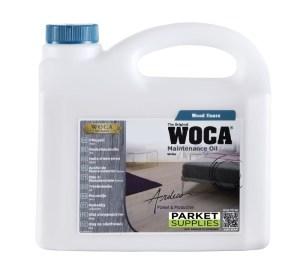 woca onderhoudsolie maintenance oil white naturel bruin grijs extra wit