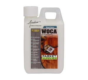 woca oil refresher conditioner wit naturel