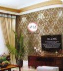 wallpaper cantik dinding kamar tidur
