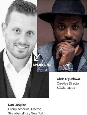Dan Langlitz and Chris Ogunlowo