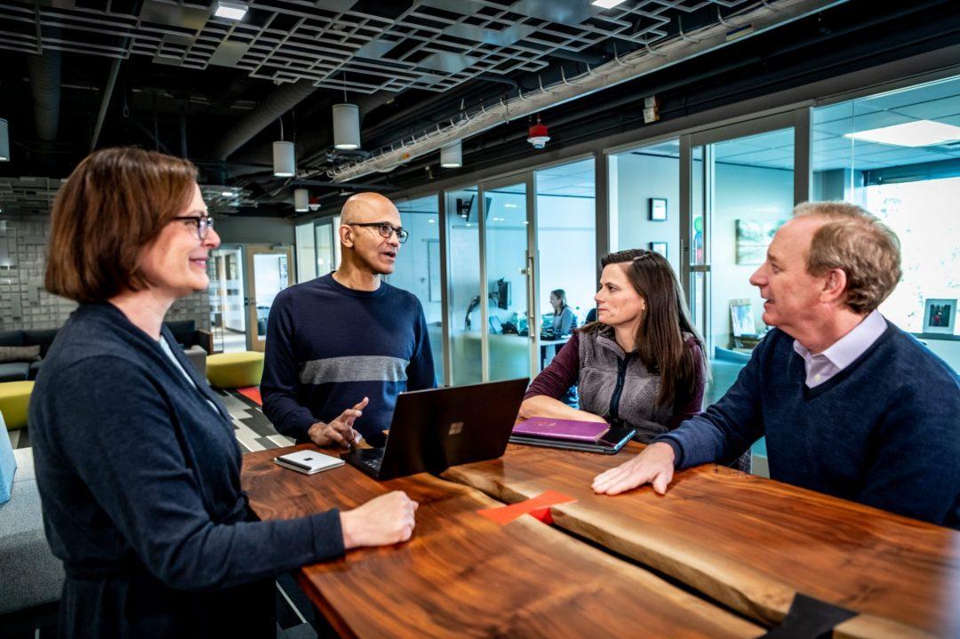 Satya-Nadella-Microsoft-Ardency Consulting marketing escellence CEO