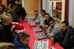 Les basketteurs de l'Etoile ont signé de nombreux autographes.