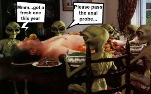 alien thanksgiving