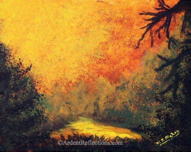 Sky Ablaze Watermarked Thumbnail