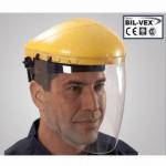 Facial Burbuja Drivers Bil-Vex Visor Transparente