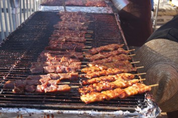 Grilled food is Love