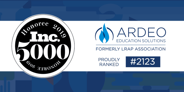 Ardeo makes Inc. 5000 list