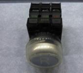 Кнопка R голубая М22