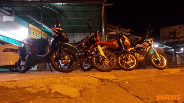 Night Riding Without Seeing (1)