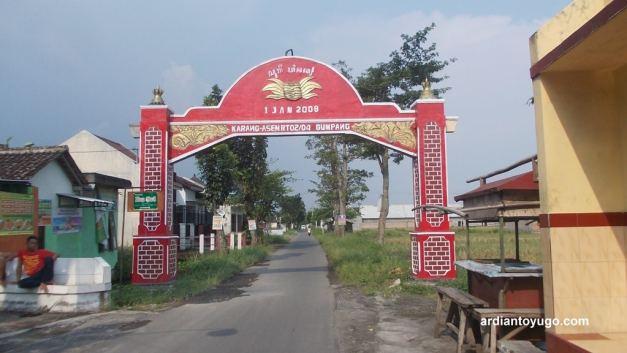 Karang Asem Solo
