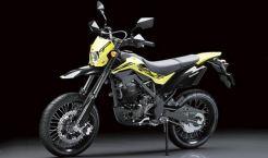Kawasaki D-Tracker 150 2016 (5)