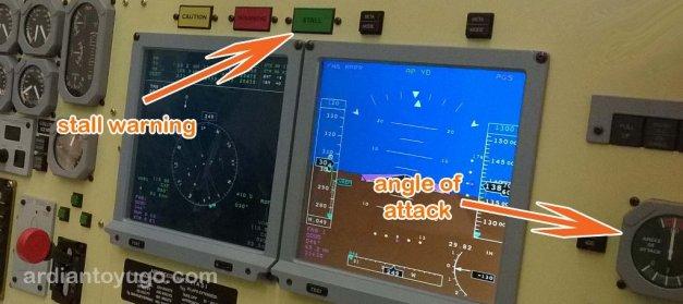 Ilustrasi: Cockpit CN235...