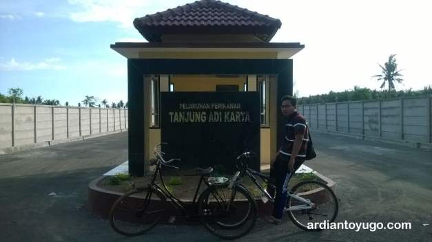 pelabuhan Tanjung Adi Karta