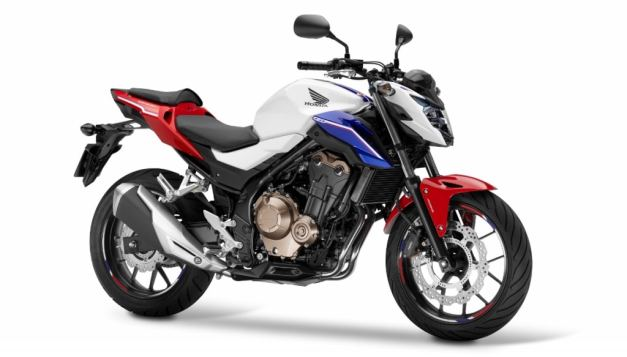 All New Honda CB500f 2016