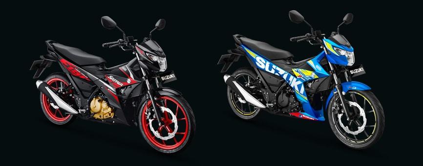 All New Satria F150 Injeksi