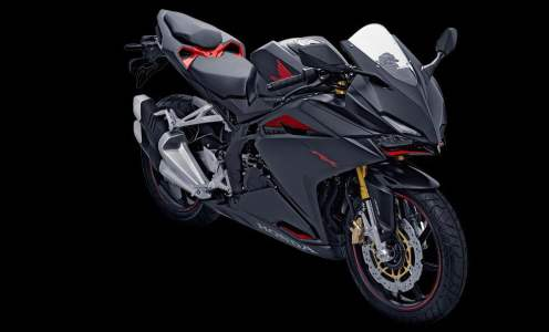 All New Honda CBR 250RR (1)