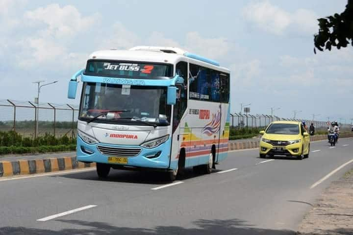 bus banjarmasin
