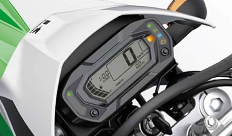speedometer klx 230