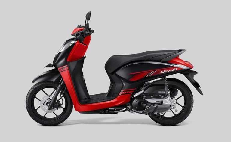 Spesifikasi Honda Genio 110