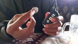 ganti baterai keyless honda adv 150