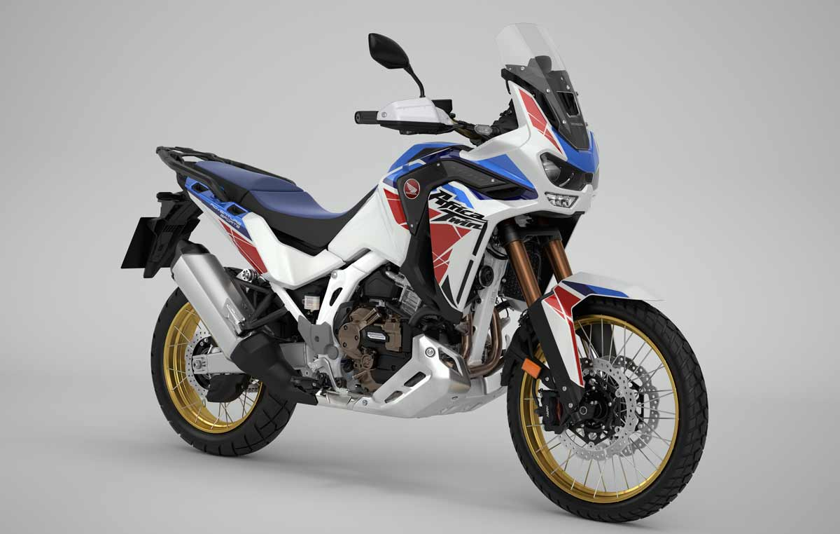 Honda Africa Twin Adventure Sports 2022...