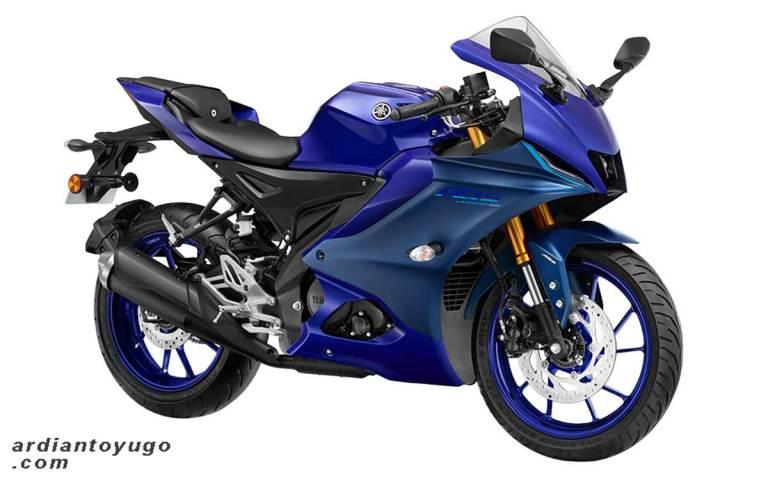 Yamaha R15 V4 2022 Racing Blue...