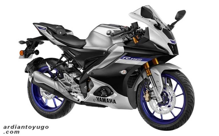 Yamaha R15M 2022 Metallic Grey...