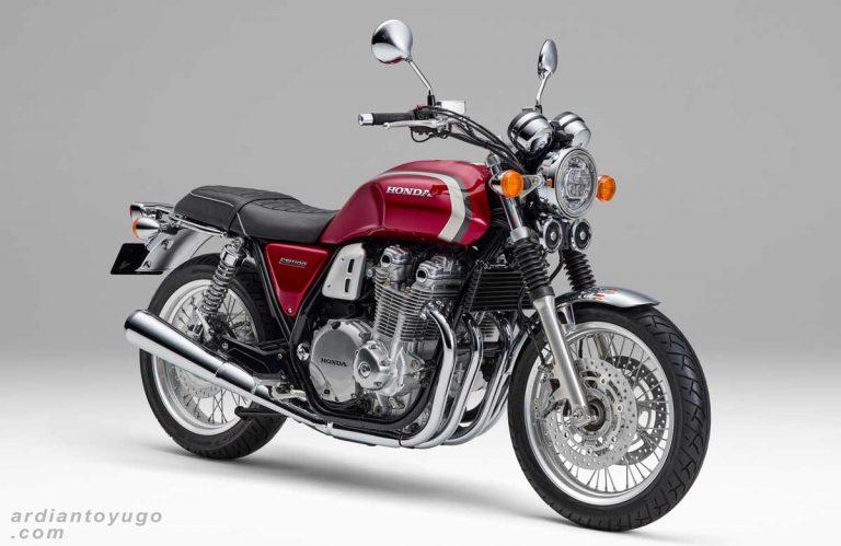 Honda CB1100EX 2022 Final Edition