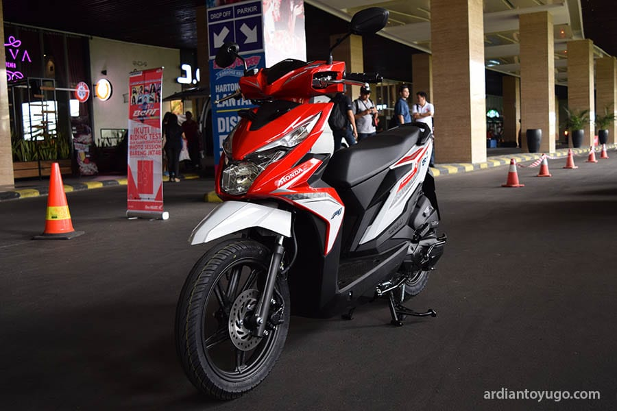 New Honda Beat 2016 (4)