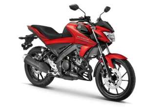 Yamaha Vixion R 2018 Mate Red Black...