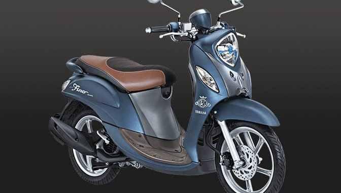 Yamaha Fino 2018 Hadir Dengan Pilihan Warna Baru Ardiantoyugo