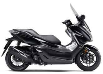 Honda Forza 250 Asteroid Black Metallic...