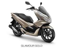 Honda PCX 150 2018 Glamour Gold...