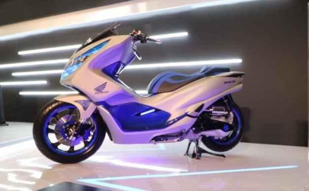 Modifikasi Honda Pcx Lokal Keren Keren Nih Ardiantoyugo