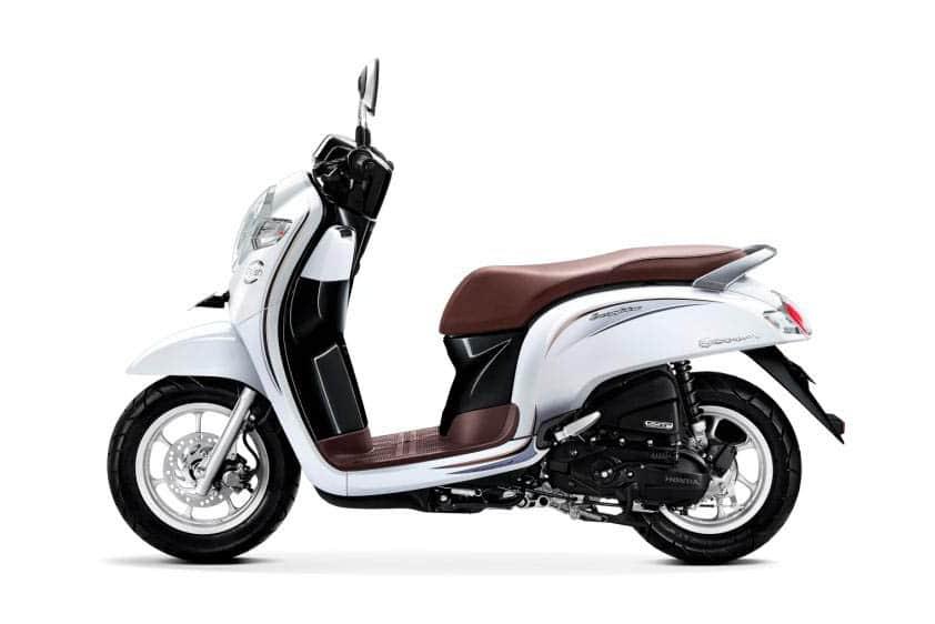 17 Ide Baru Motor Scoopy Putih Terbaru