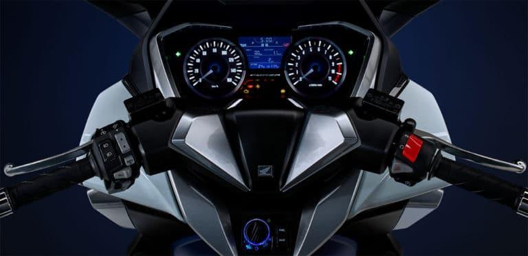 speedometer honda forza