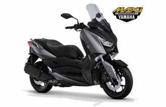Yamaha XMax 250 2018 Masculine Grey...