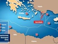 Η Αίγυπτος αμφισβητεί την ελληνική ΑΟΖ