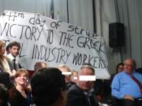 Το ελληνικό κίνημα στο Βερολίνο