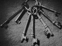 Για ποια κλειδιά μιλάτε;