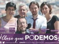 Ποδέμος, το μεγάλο στοίχημα στην Ισπανία