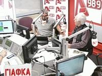 Ο Γιώργος Καραμπελιάς στη Γιάφκα (βίντεο)