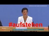 Aufstehen! («Σηκωθείτε»)