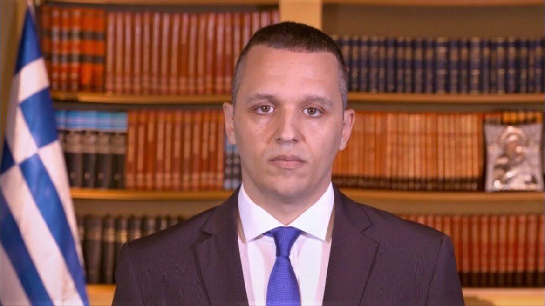 Κασιδιάρης: Διάγγελμα ίδρυσης νέου κόμματος Ελλήνων - YouTube