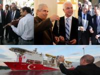 Κυπριακό: Τα νέα ανησυχητικά δεδομένα και οι ατάκες των αρχηγών μας