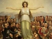 Η Επανάσταση του 1821: Η Ελλάδα ευγνωμονούσα και ασθμαίνουσα