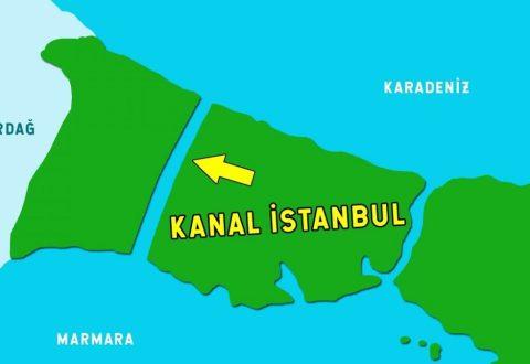 Κανάλι Κωνσταντινούπολης: Μεγάλο φαγοπότι & γεωπολιτικά όνειρα