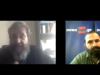 Ο π. Νικόλαος Λουδοβίκος στον Κωστή Δαμαβολίτη για τον «βελούδινο» Ολοκληρωτισμό (βίντεο)