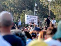 """Κύπρος: Επίθεση αρνητών της πανδημίας στο κανάλι """"Σίγμα"""""""