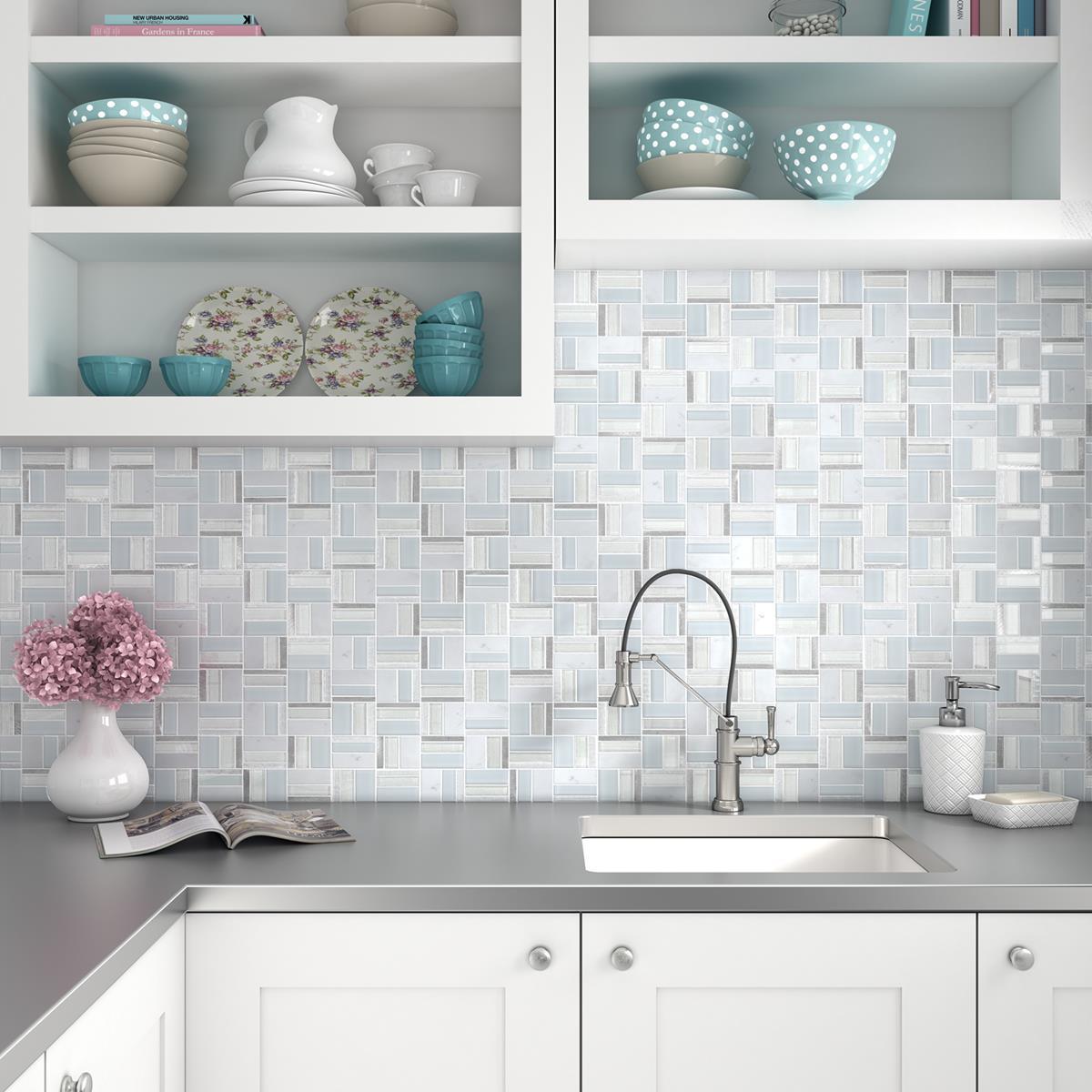 render-3d-de-mosaico-de-ceramica-blanco-para-cocina